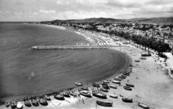 antiguas1103 panoramica playa sitges