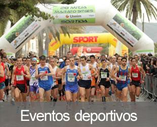 Eventos deportivos Sitges
