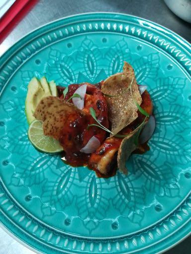 Restaurant Corazón de Agave