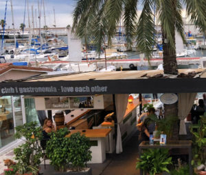 Restaurant El Café de la Plata