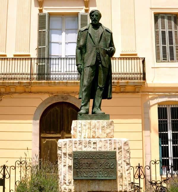 Santiago Rusiñol (1861-1931)
