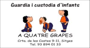 A Quatre Grapes – Privada