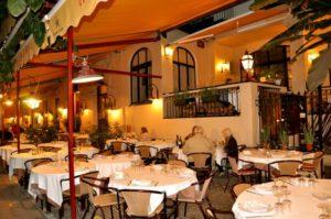 Restaurant La Santa María (Hotel Santa María)
