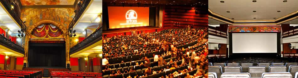 Teatros en Sitges