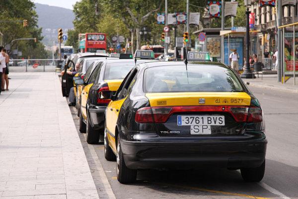 Taxi Barcelona Sitges